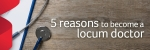 5 reasons to become a locum doctor | A&E Agency